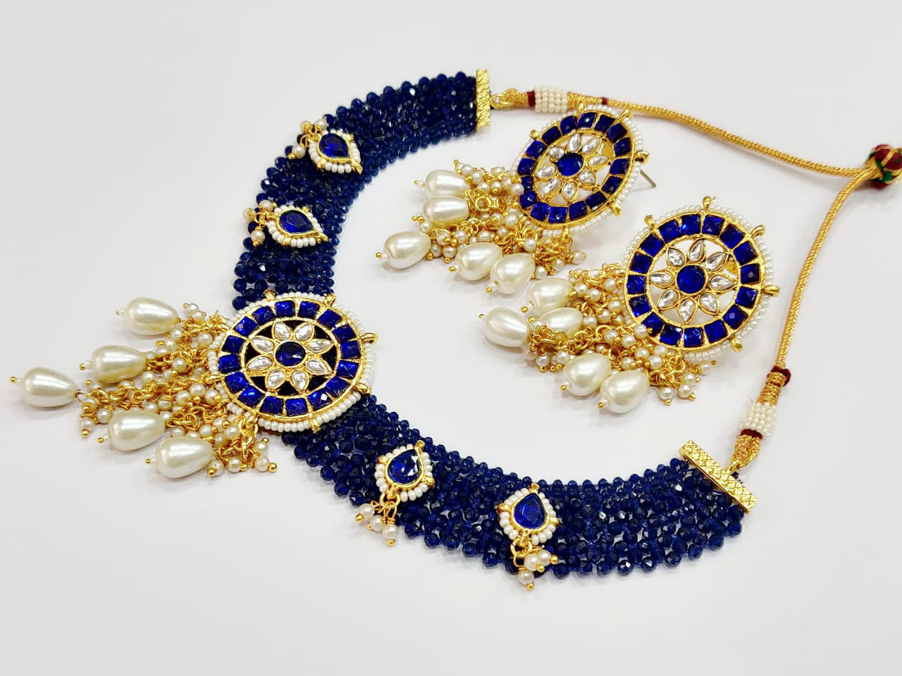 Chatai Work Necklace
